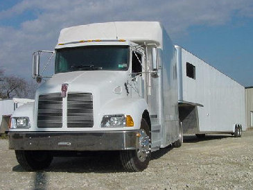 Kenworth T 600  14' ToterHome  Call (800)214-6905