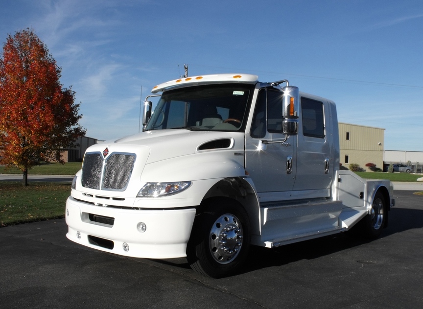 Peterbilt Crew Cab Haulers For Sale Autos Weblog