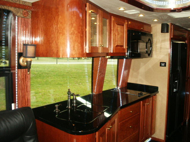 Custom Motorhome Conversion