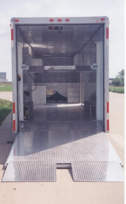 Race Car Trailer Call (800)214-6805