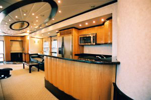 Custom Motorhome Bed Rooms Call (800) 214-6905